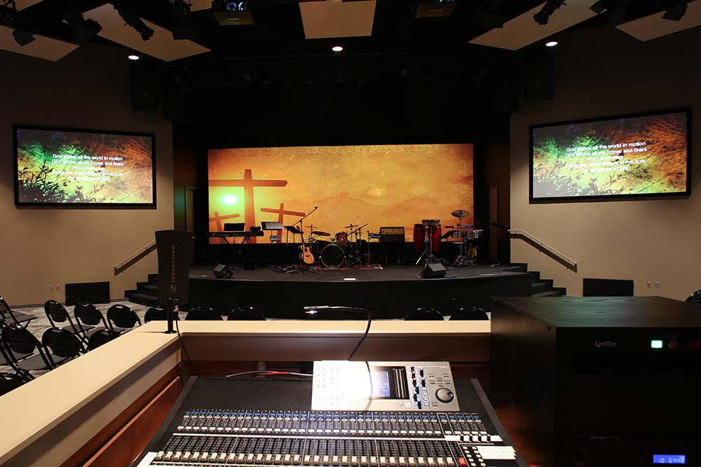 GRACEWAY | Audio Video Church | Church AVL