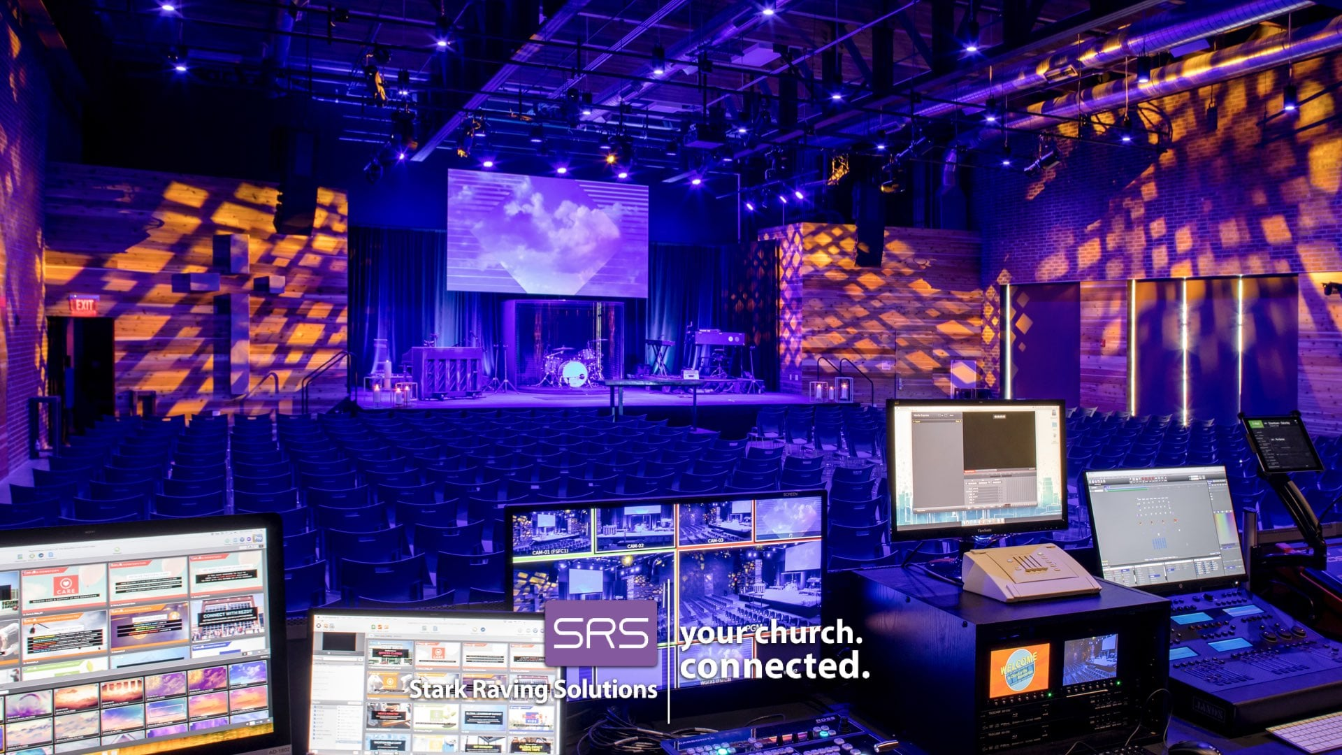 PLEASANT VALLEY BAPTIST CHURCH | Audio Video Church | Church AVL